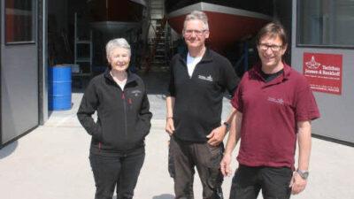 Die Werftinhaber | Schleibote am 21.05.2016